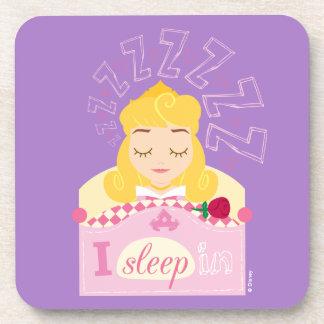 Aurora |  I Sleep In Beverage Coasters