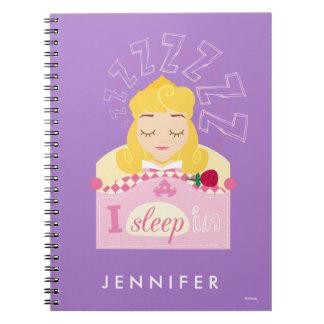 Aurora    I Sleep In Notebooks