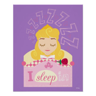 Aurora |  I Sleep In Poster