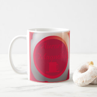 Auróra Magnólia Coffee Mug