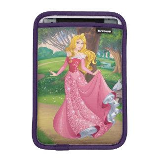 Aurora | Pink Gown iPad Mini Sleeve