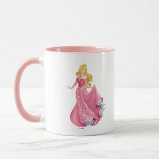 Aurora | Pink Gown Mug
