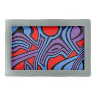 Aurora Rectangular Belt Buckles