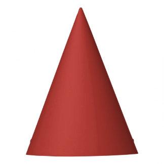 Aurora Red Party Hat