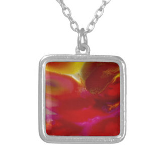 Aurora Silver Plated Necklace
