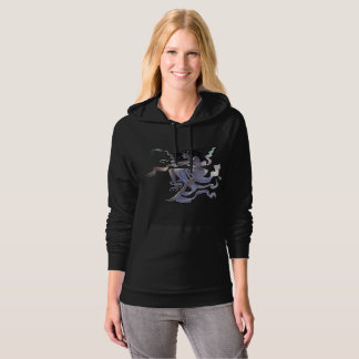 Aurora Weaver Fairy Magical Fleece Pullover Hoodie