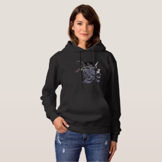 Aurora Weaver Fairy Magical Hooded Sweatshirt