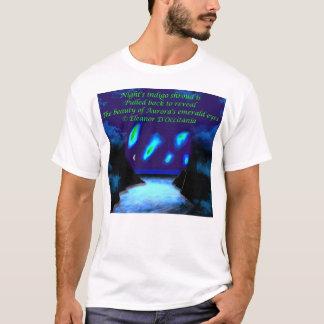 Aurora's Eyes Poetry Men's Basic T-Shirt