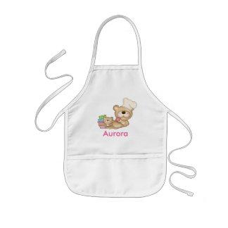 Aurora's Personalized Apron