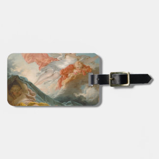 Aurore by Jean-Honore Fragonard Luggage Tag