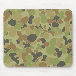 Auscam camouflage mouse pad