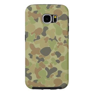 Auscam camouflage samsung galaxy s6 cases