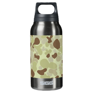 Auscam desert camouflage insulated water bottle