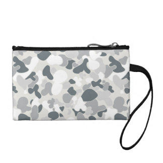 Auscam snow coin purse