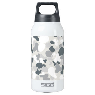 Auscam snow insulated water bottle