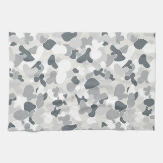 Auscam snow kitchen towel