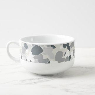 Auscam snow soup mug