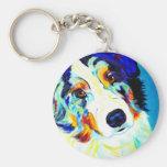 Aussie #2 keychains