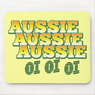 Aussie Aussie Aussie oi oi oi Mousepads