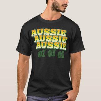 Aussie Aussie Aussie oi oi oi T-Shirt