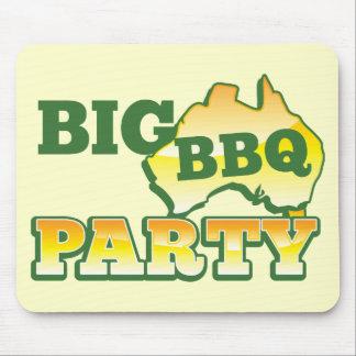 AUSSIE big BBQ party Mouse Pad