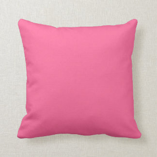 Aussie Colours - Bright Green & Pink Throw Pillow