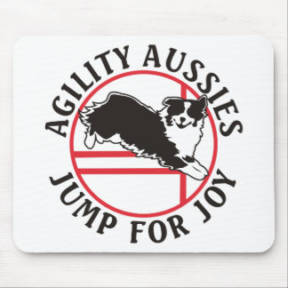 Aussie CS339JOY Mouse Pads