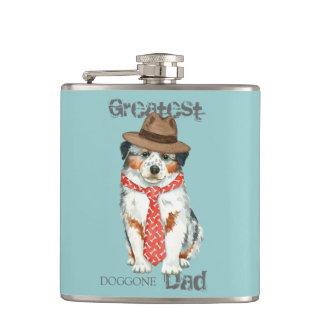 Aussie Dad Flask