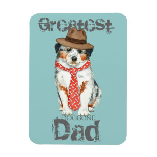 Aussie Dad Magnet