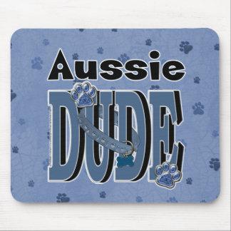 Aussie DUDE Mousepads