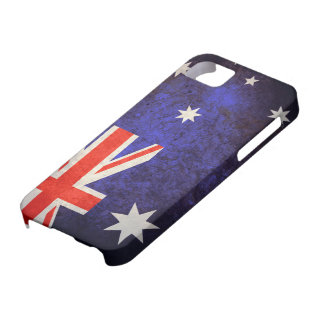 Aussie Flag Case For The iPhone 5