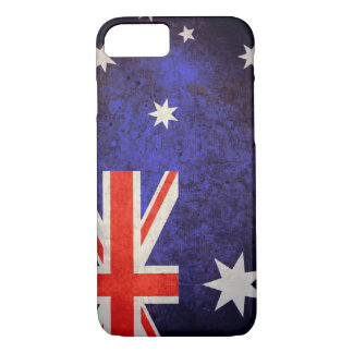 Aussie Flag iPhone 7 Case