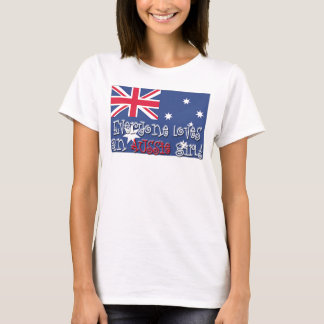 Aussie Girl T-Shirt