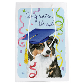 Aussie Graduate Medium Gift Bag