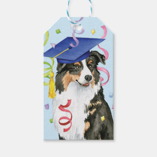 Aussie Graduate Pack Of Gift Tags