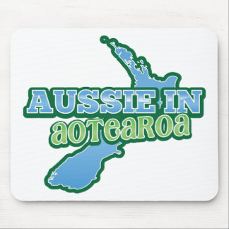 Aussie in Aotearoa (NEW ZEALAND) Mouse Pad