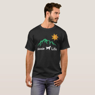 Aussie Life Mountains Gift Tee
