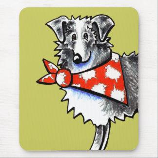 AUSSIE-M Australian Shepherd Mouse Pad