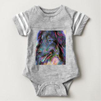 Aussie Main Man Baby Bodysuit