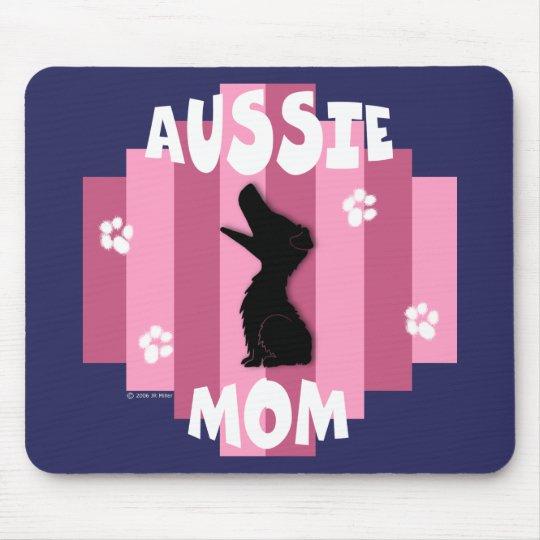 Aussie Mom Mousepad