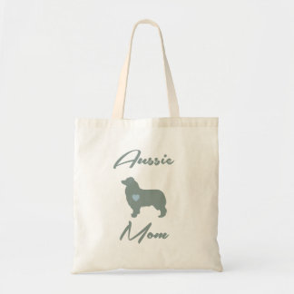 Aussie Mom Tote Bag