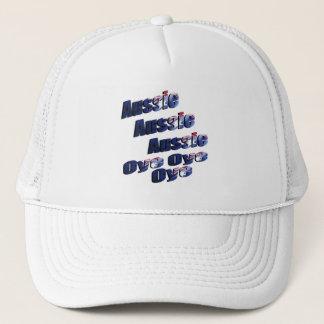 Aussie Oye Picture Logo, Trucker Hat