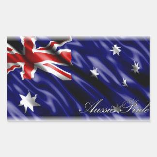 Aussie Pride Sticker
