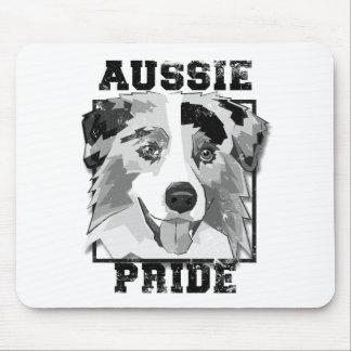 Aussie Pride Vintage Mouse Pad