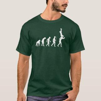 Aussie Rules Football Evolution T-Shirt