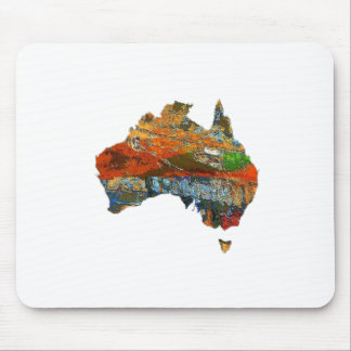 Aussie Time Mouse Pad
