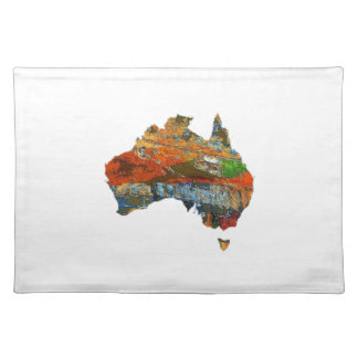Aussie Time Placemats