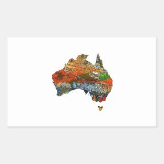 Aussie Time Sticker