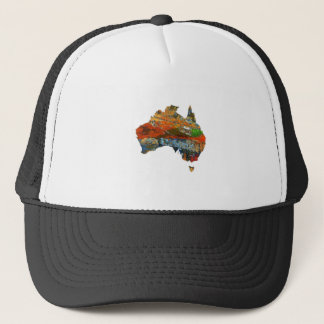 Aussie Time Trucker Hat