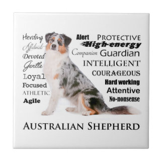 Aussie Traits Tile